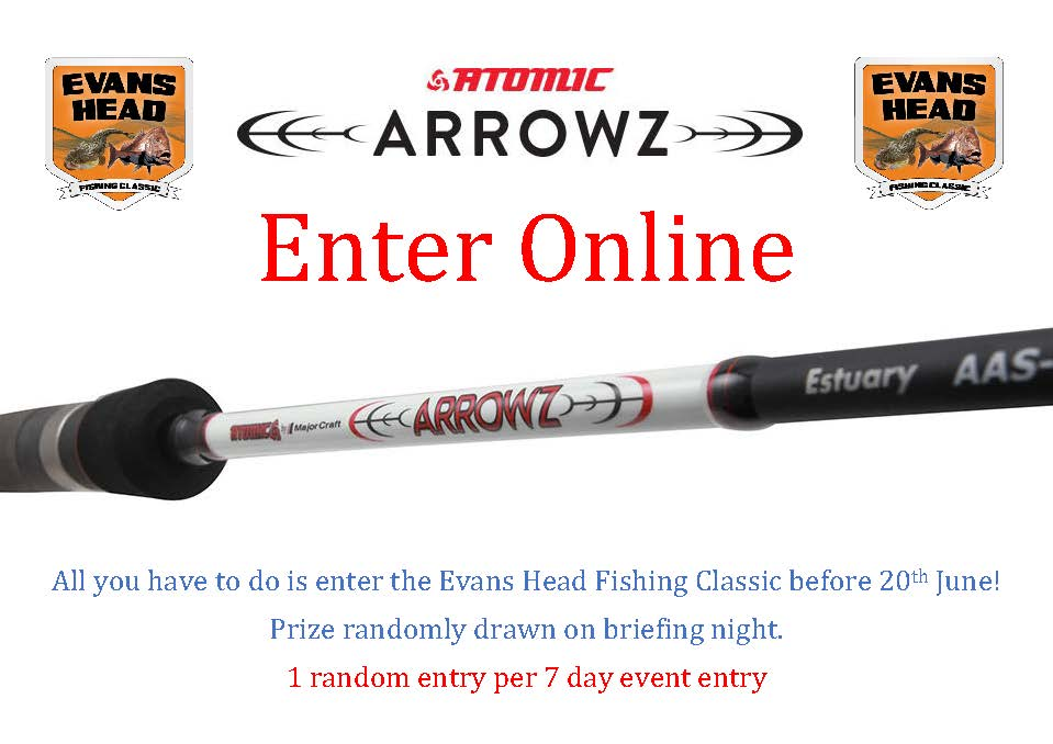 Online Entries Open + Pre-Entry PRIZES