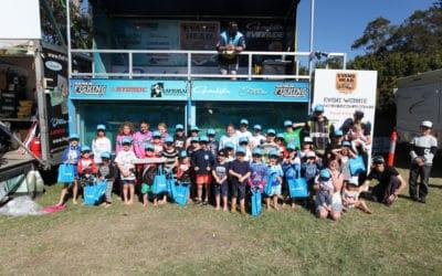 2018 EHFC Kids Fishing Clinic Photos