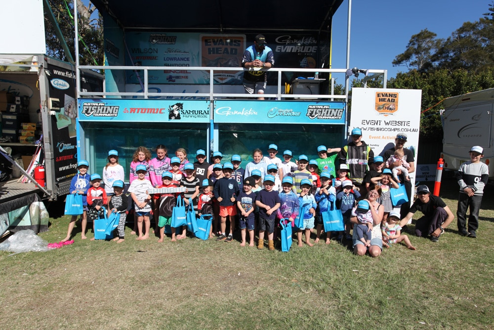 2018 EHFC Kids Fishing Clinic Photos
